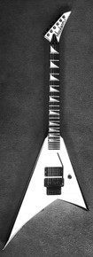 Jackson RR24 Randy Rhoads Snow White Electric Guitar