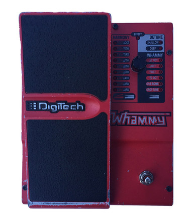 Digitech Whammy 4th Gen Effects Pedal