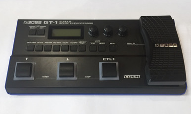 Boss GT1 Guitar Multi Effects Processor
