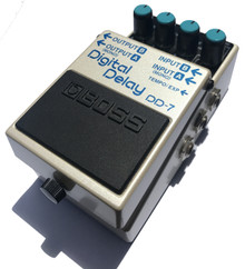 Boss DD7 Digital Delay Electric Guitar Effects Pedal