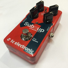 TC Electronic Sub N' Up Octaver Pedal with TonePrint