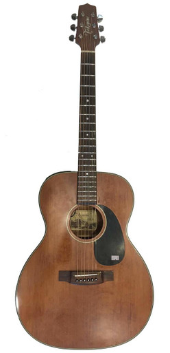 Takamine EF740s GN Semi Acoustic Made in Japan Guitar