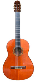Yamaha GC6D Hand Made Classical Guitar Made in Japan 1973