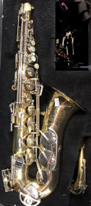Selmer Bundy two Saxophone