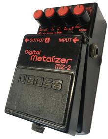 Boss MZ-2 Digital Metalizer Guitar Effects Pedal