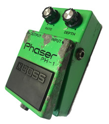 Boss PH-1 Phaser Guitar Effects Pedal