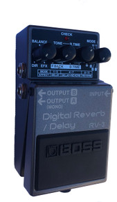 Boss RV3 Digital reverb delay