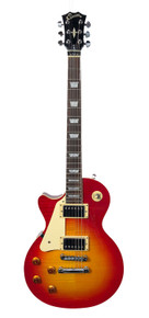 Electa Les paul Left handed electric guitar