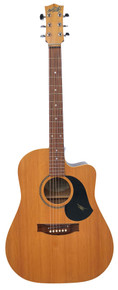 Maton EM225C With Stained Red back Semi Acoustic guitar