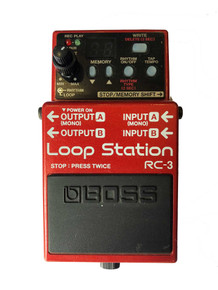 Boss RC3 Loop Station RC-3