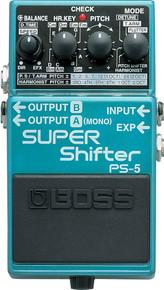 Boss PS5 Super Shifter