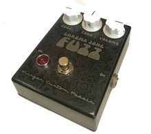 Klinger Custom Pedals Chroma Zone Fuzz Black