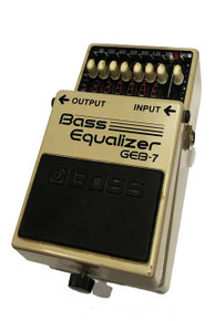 Boss GEB-7 Bass Equalizer Effects Pedal