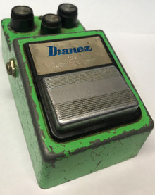Ibanez TS-9 Tube Screamer Overdrive Guitar Effects Pedal