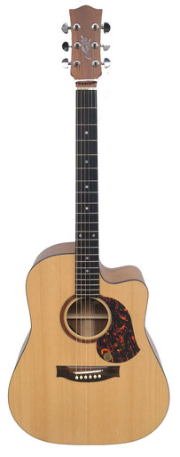 Maton SRS70c Acoustic electric guitar