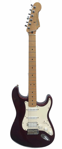 Fender Stratocaster 2002 made in Mexico