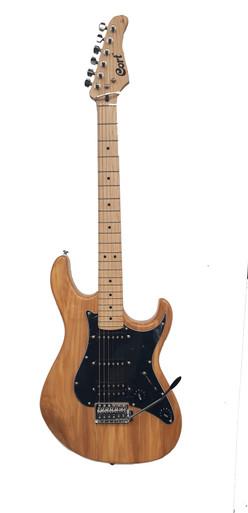 Cort Woodgrain Electric Guitar
