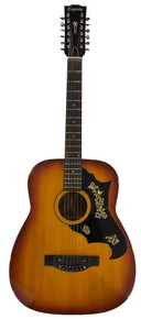 Emperador Japanese Made 12 String Acoustic Guitar