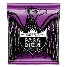 Ernie Ball Power Slinky Paradigm Electric Guitar Strings 11-48 Gauge