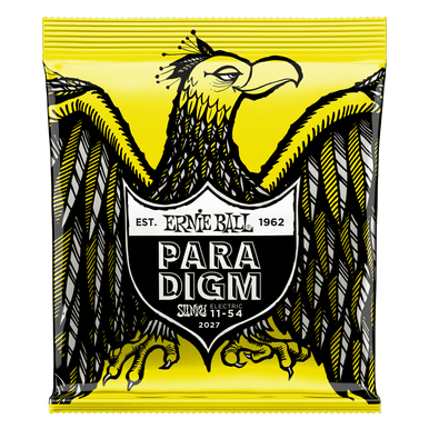 Ernie Ball Beefy Slinky Paradigm Electric Guitar Strings, 11-54 Gauge