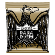 Ernie Ball Paradigm Medium Light 80/20 Bronze Acoustic Guitar Strings 12-54 Gauge