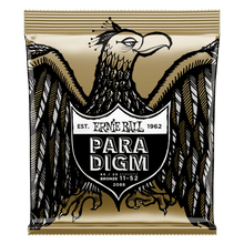 Ernie Ball Paradigm Light 80/20 Bronze Acoustic Guitar Strings 11-52 Gauge