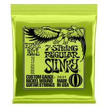 Ernie Ball Regular Slinky 7-String Nickel Wound Electric Guitar Strings