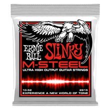 Ernie Ball Skinny Top Heavy Bottom Slinky M-Steel Electric Guitar Strings