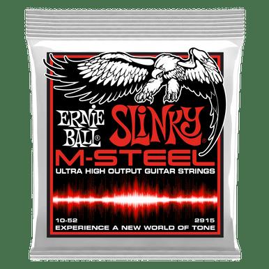 Ernie Ball Skinny Top Heavy Bottom Slinky M-Steel Electric Guitar Strings