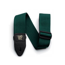 Ernie Ball Forest Green Polypro Guitar Strap