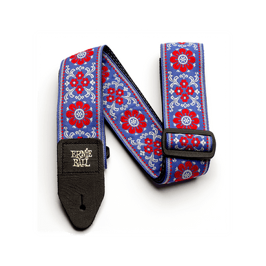 Ernie Ball Morning Blossom Jacquard Guitar Strap