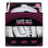 Ernie Ball Coiled Straight Angle Instrument Cable, 9 Meters Length, White