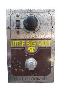 Electro Harmonix Little Big Muff Original 1970's