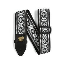 Midnight Blizzard Jacquard Strap