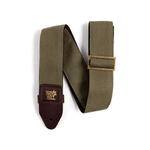 Olive Canvas Strap