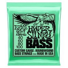Hyper Slinky Bass Nickel Wound Electric Bass Strings 40 - 100 Gauge