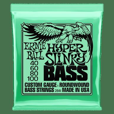 Hyper Slinky Bass Nickel Wound Electric Bass Strings 40 - 100 Gauge