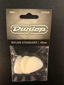 Jim Dunlop Nylon Standard Pick Pack 46mm