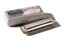 Hohner Marine Band Harp Harmonica
