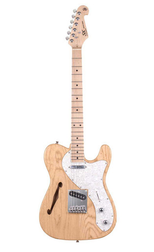 Sx Thinline Telecaster Electric Guitar