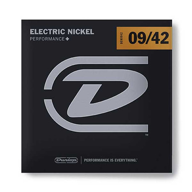 Dunlop Electric Guitar strings 9-42