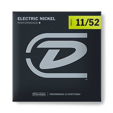 Dunlop Electric Guitar strings 11-52