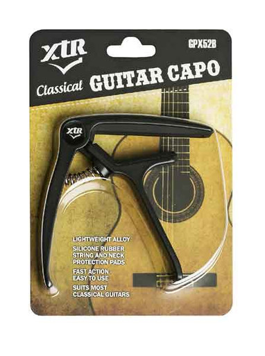 Guitar Capo Trigger Style Classical Guitar Flat