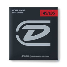 Dunlop Bass Guitar Strings 45-105
