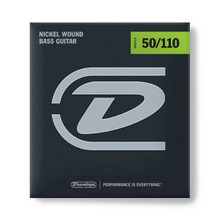Dunlop Bass Guitar Strings 50-110