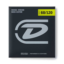 Dunlop Bass Guitar Strings 60-120