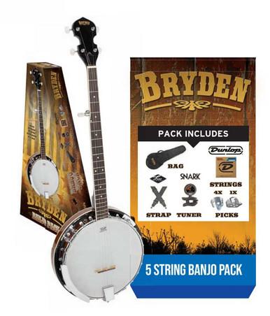 Bryden Banjo Package 5 string