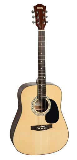 Redding Spruce top Acoustic Dreadnaught Guitar