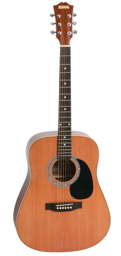 Redding Cedar top Acoustic Dreadnaught Guitar