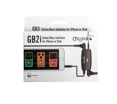 Guitar and Bass Interface for Phone or Ipad